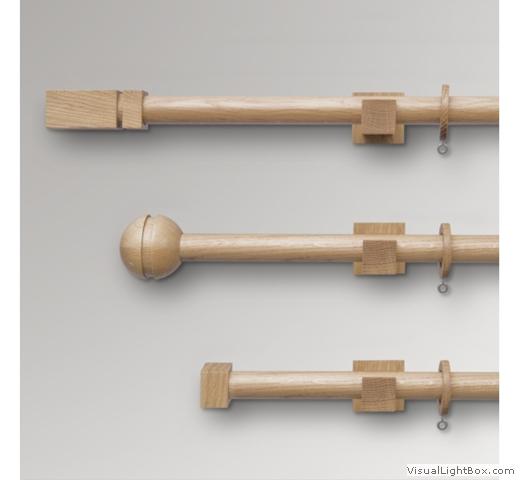 Barras de acero inoxidable peru varas de madera peru - Barras de cortina ...