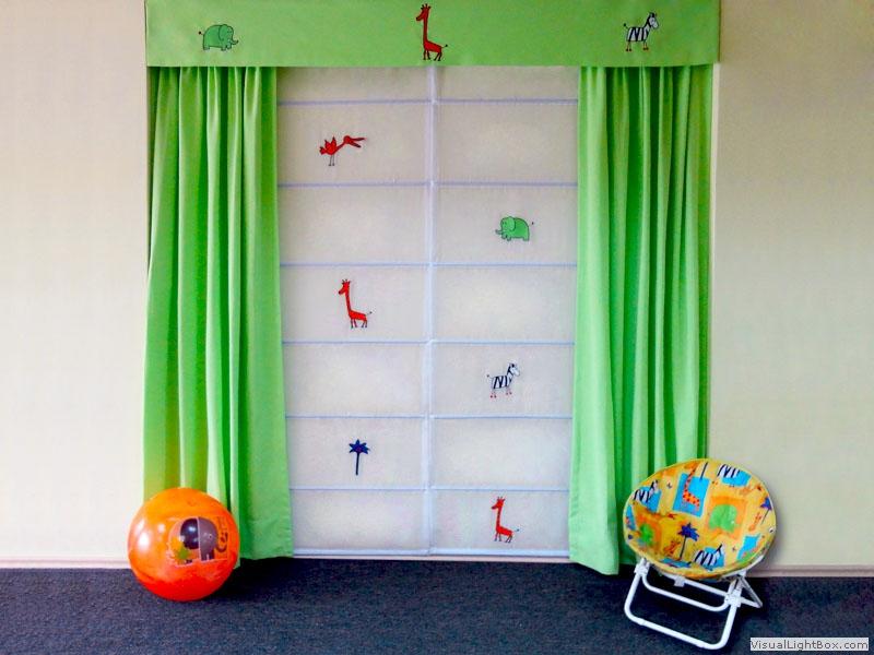 Juegos de ba o a crochet con patrones - Cortinas para habitaciones de ninos ...
